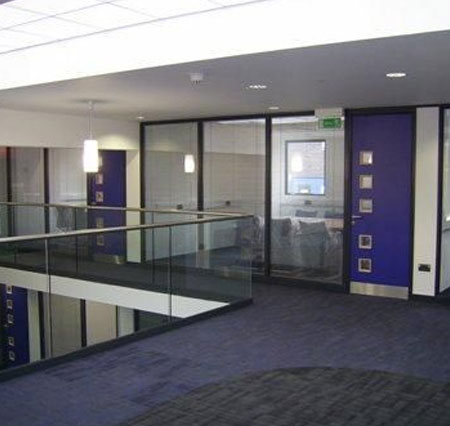 office mezzanine floors installers