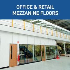 steel mezzanine floor companies near me