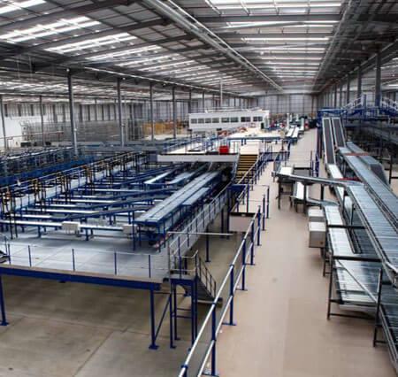 warehouse mezzanine floor cost